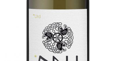 Diseño de la etiqueta para el vino URD Toro