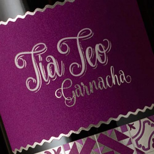 Diseño de etiqueta por Winelabeldesign