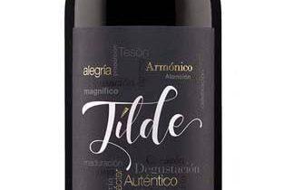 Diseño de Etiqueta para el vino Tilde Selection
