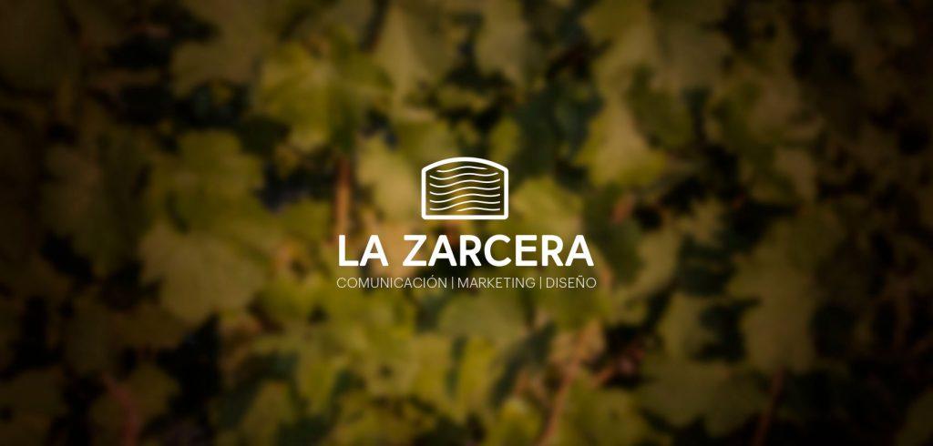 Estudio de comunicación y diseño La Zarcera-logo